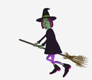 The witches homework